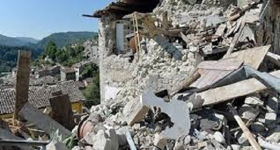 زلزال يضرب باكستان بقوة 5 درجات