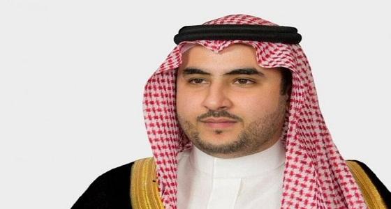 الأمير خالد بن سلمان يؤكد على ضرورة وقف التدخلات الايرانية في اليمن