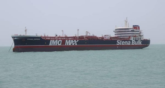 تطورات جديدة في أزمة ناقلة النفط البريطانية المحتجزة بإيران