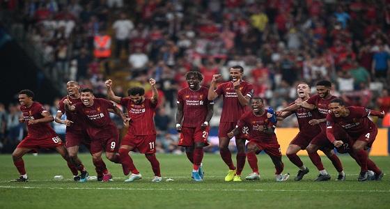 ليفربول بطل السوبر بعد مباراة ماراثونية أمام تشيلسي