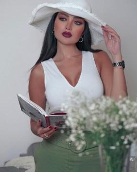 سارة الحاج: القراءة غذاء الروح