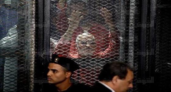 المؤبد لمرشد الإخوان و10 آخرين في قضية التخابر مع منظمات وجهات أجنبية