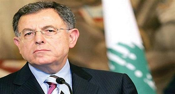 فؤاد السنيورة: سيطرة حزب الله على مفاصل الدولة هي سبب الأزمة بلبنان