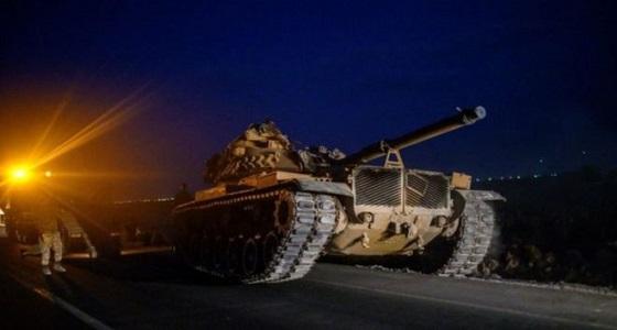 رغم الإدانات.. تركيا تقصف عين العرب شمال سوريا
