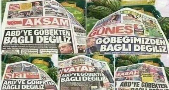 «انعدام المصداقية».. الصحف التركية تُصدر بذات العنوان والمضمون