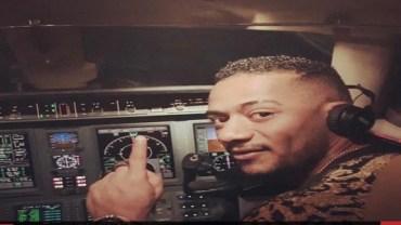 بعد قيادته طائرة.. عقوبات جنائية محتملة تنتظر محمد رمضان والطيار ومساعده