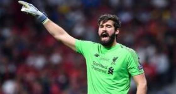 أليسون بيكر: ليفربول يسعى لتخطي عقبة مانشستر سيتي