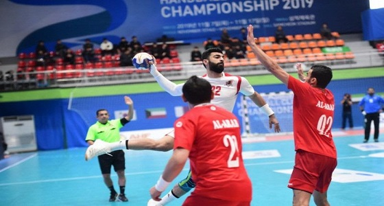 خسارة يد الوحدة نهائي البطولة الآسيوية