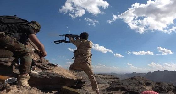 مصرع قيادي حوثي و9 من عناصر الميليشيا في كمين للجيش اليمني بصعدة