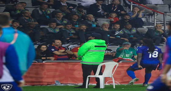بالفيديو.. جوميز يتوعد فيلامينغو بعد الهدف التاريخي