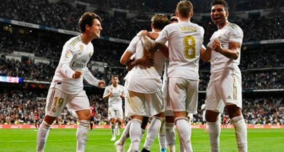 مفاجآت في قائمة ريال مدريد أمام كلوب بروج