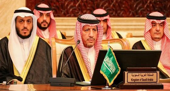 الكهموس: الملك سلمان أكد عدم إعطاء حصانة لكائن من كان في قضايا الفساد