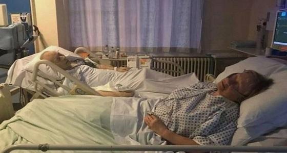 امرأة تنتحر مع زوجها المٌصاب بسرطان الأمعاء ولكن العناية الآلهية تنقذها (صور)