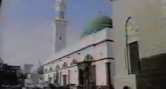 فيديو نادر للمسجد النبوي قبل 49 سنة