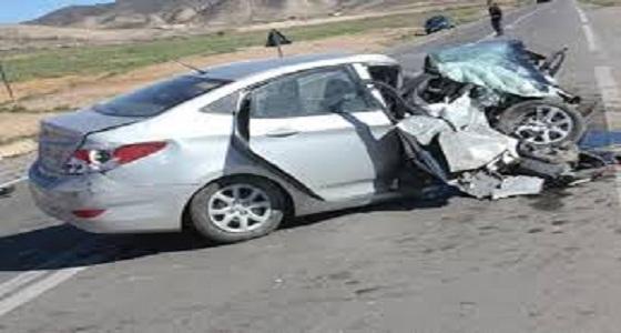 إصابات في حادث مروري بجدة