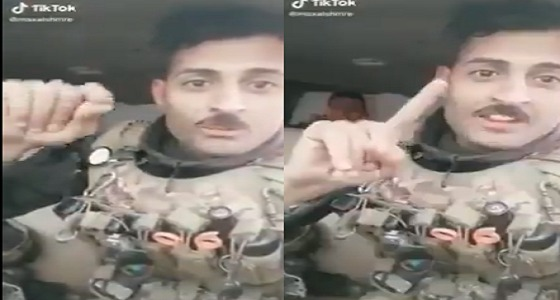 بالفيديو.. جندي عراقي يتبرأ من قتل المتظاهرين ويوجه لزملائه رسالة مؤثرة