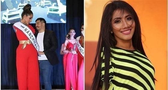ولدت بدون ذراعين.. عارضة أزياء مكسيسكية تفوز بلقب ملكة جمال