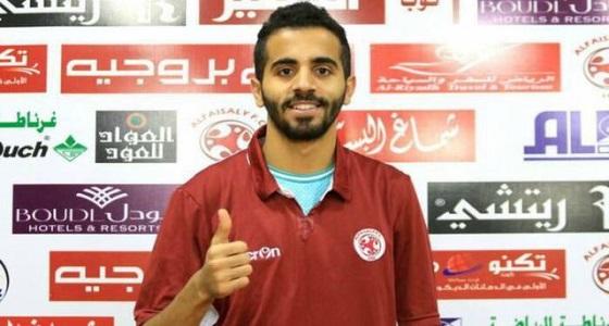 حسين القحطاني على أعتاب الشباب