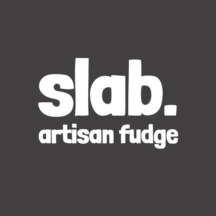 Slab Artisan Fudge Logo Square