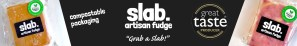 Slab Artisan Fudge - Dairy Fudge Banner