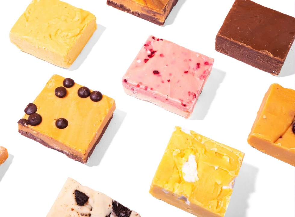 Slab Artisan Fudge - Slab Fudge