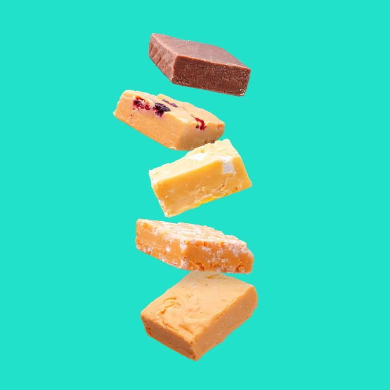 Slab Artisan Fudge - Dairy Fudge Slabs