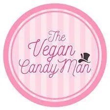 The Vegan Candy Man logo