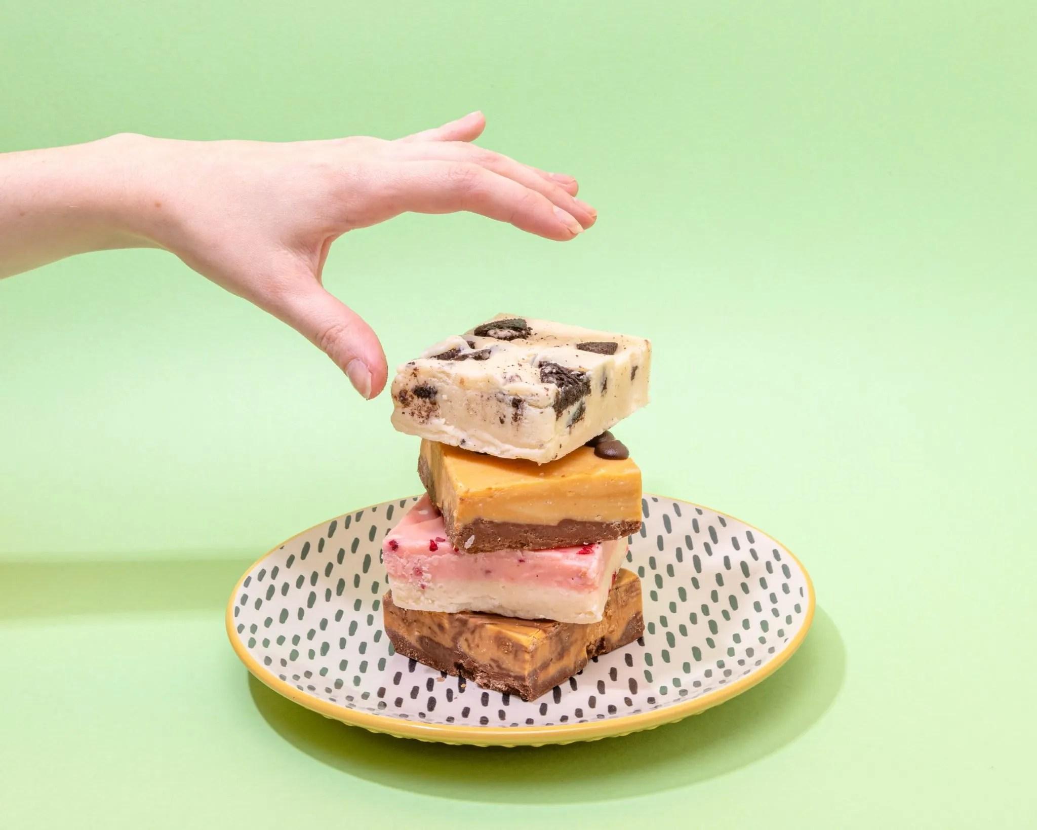 Slab Artisan Fudge - Grab A Slab!