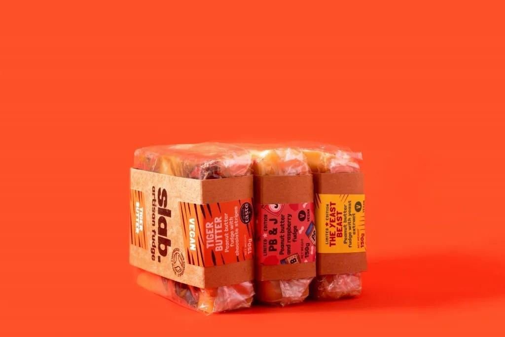 Slab Artisan Fudge Creative Photo - Vegan Top