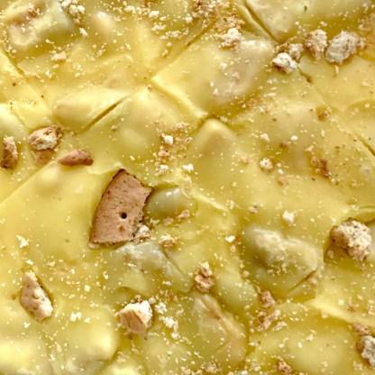 Slab Artisan Fudge - Unwrapped Vegan Lemon Cheesecake