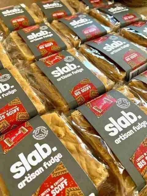 Slab Fudge - Bis Scoff 1