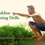 5 TRAINING DRILLS FOR THE SLACKLINE SLACKROBATS training exercises slackline reps slacklining tutorials learn how to slackline beginner slackline training