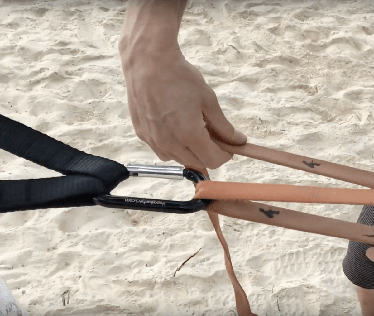 Tri-Axial Loading a Carabiner: Is it safe for slacklining?