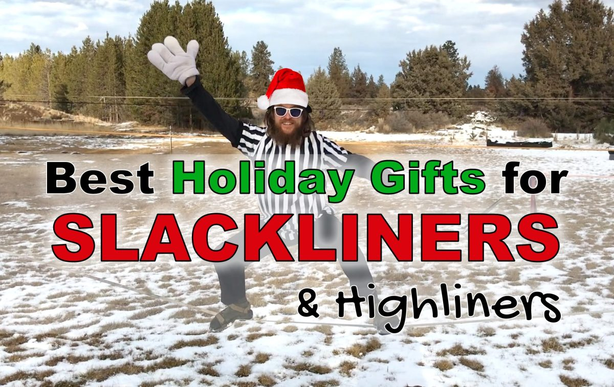 11 Best Gifts For Slackliners and Highliners