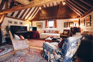 Granary Barn - Interior