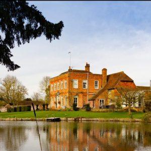 Slades Farm, Surrey - The Lake Garden