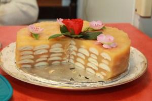 Jablková torta, koláče, pečenie, piškóty, zlatý klas, pre deti, torty