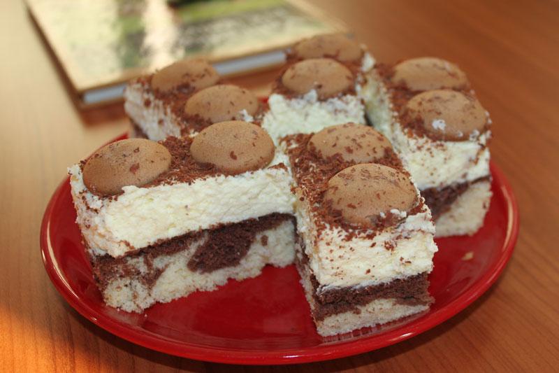 Miláčikový koláč