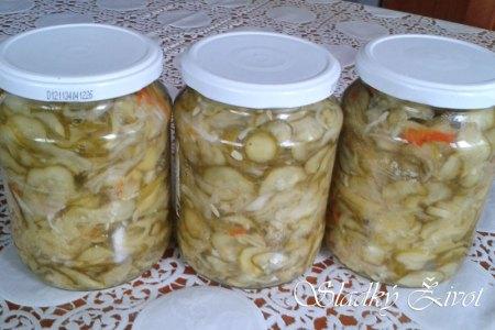 Zeleninový šalát od Blaženy S.