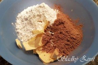 Kávové zrná, nepečené cukrovinky, vianočné koláčiky, drobné koláče, sladký život