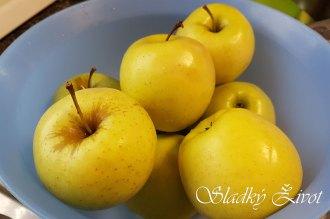 Sypaný jablčník