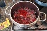 hovädzie mäso na smotane, sladký život, osvedčené recepty