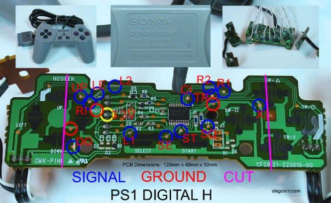 Xbox Controller Usb Wiring Diagram on