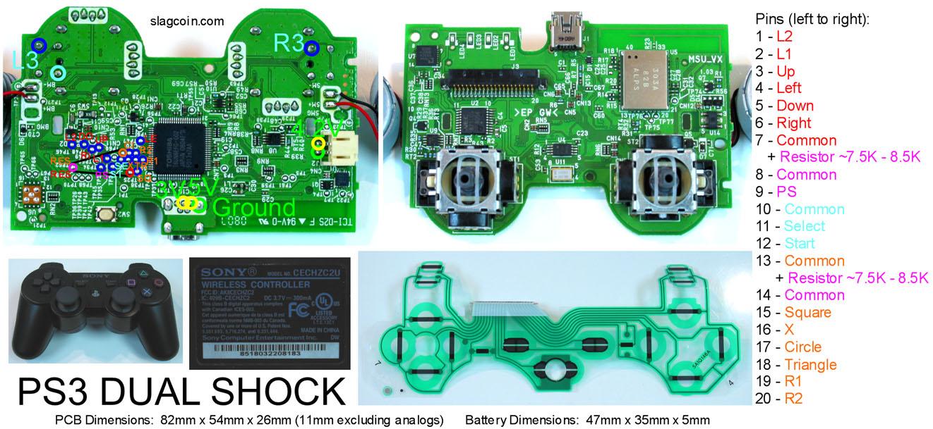 xbox 360 controller circuit diagram xbox kinect schematic xbox 360 controller circuit diagram #47