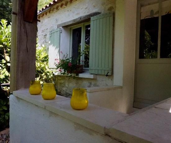 Et sted i Dordogne en morgen i 2015