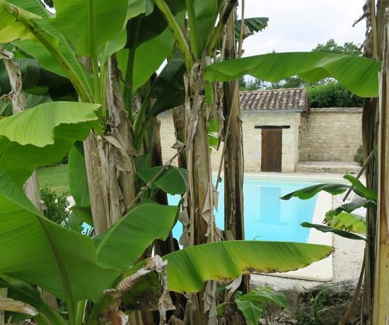 Det lille hus i Dordogne