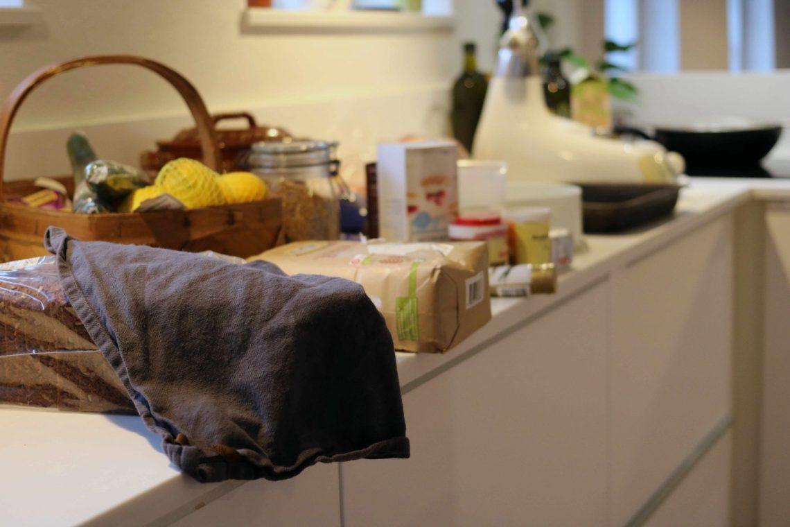 Kaos i køkkenet
