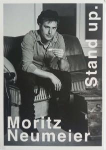 Postkarte Moritz Neumeier
