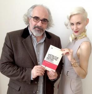 Michael Niavarani und Lisa Eckhart