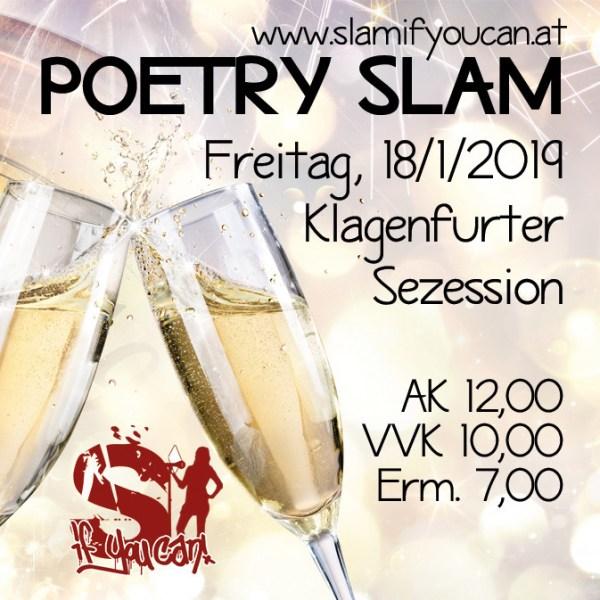 Poetry Slam Klagenfurt